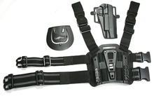 Safariland Drop Holster Tactical hunting gun accessories leg Holster for Beretta 1991