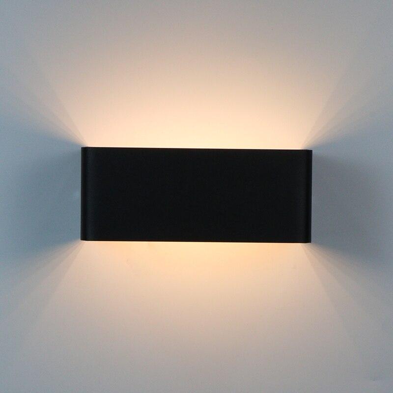 ygfeel Freundlich Led Wand Lampen 5 Watt 10 Watt 15 Watt Ac85-265v Moderne Einfache Schlafzimmer Lichter Indoor Esszimmer Zimmer Korridor Beleuchtung Aluminium Material Ein GefüHl Der Leichtigkeit Und Energie Erzeugen