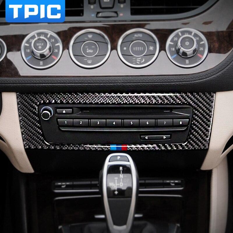 Bmw Z4 Interior: Aliexpress.com : Buy Car Styling For BMW Z4 Carbon Fiber