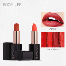 NEW  Focallure Lipstick 20 Colors Smooth Cream Lip Stick Moisturizer Long Lasting Lips Makeup lady beauty make up cosmetic