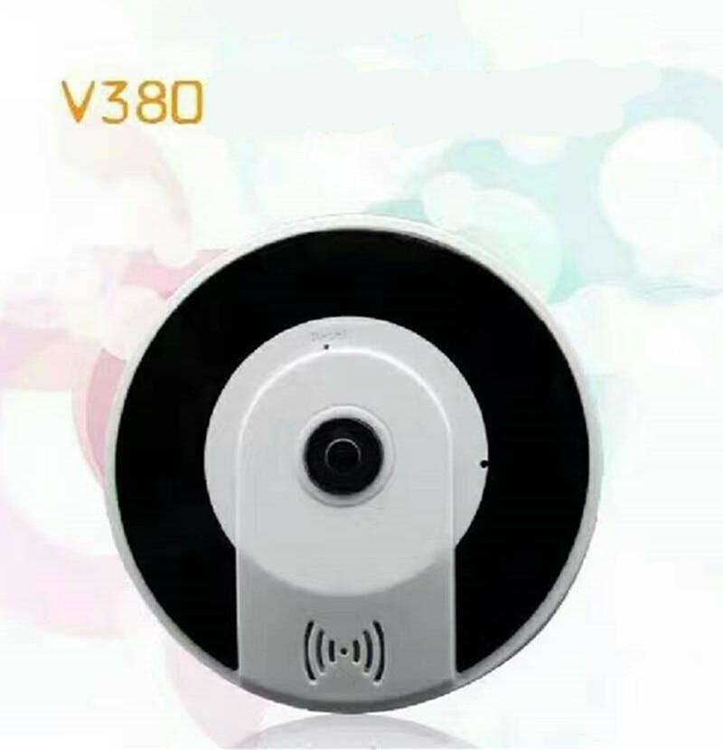 960P 360 Degree Panoramic VR Camera Wireless WiFi IP Security Camera 960p 1 3mp 360 degree panorama camera wireless intercom ip camera