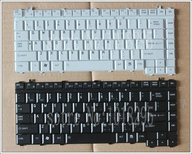 Новый Для Toshiba Satellite L300 A300 A300D A305 A305D M300 NSK-TAE01 MP-06863US-9308 США Клавиатура ноутбука
