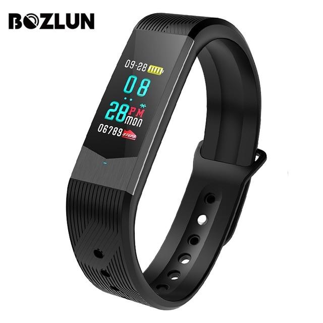a1ffad311 Bozlun B30 Smart Watches New Style Men Women Digital Smart LED Band  Waterproof Man Brecelet Relogio Masculino