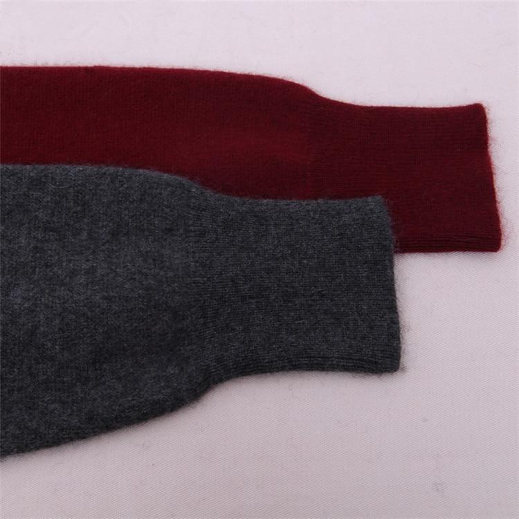 Cachemire Cardigan Tricot Hommes Couleur 3xl Chandail Grey S Argyle Claret 100 Mode 2 Contraste Épais Chèvre De claret qB5ggvF