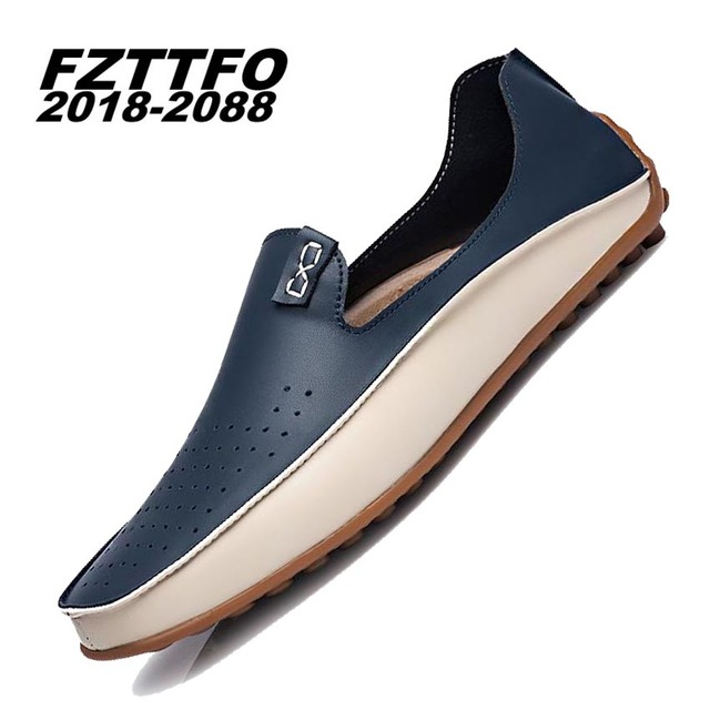 Men's Light Breathe Freely Driving Shoes,New Slip On Handmade Casual Shoes,Brand Design Flats Loafers For Men K224