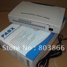 Китайская офисная АТС система напрямую с завода поставляет VinTelecom CP424-4 PSTN линии x 24 Выход ext