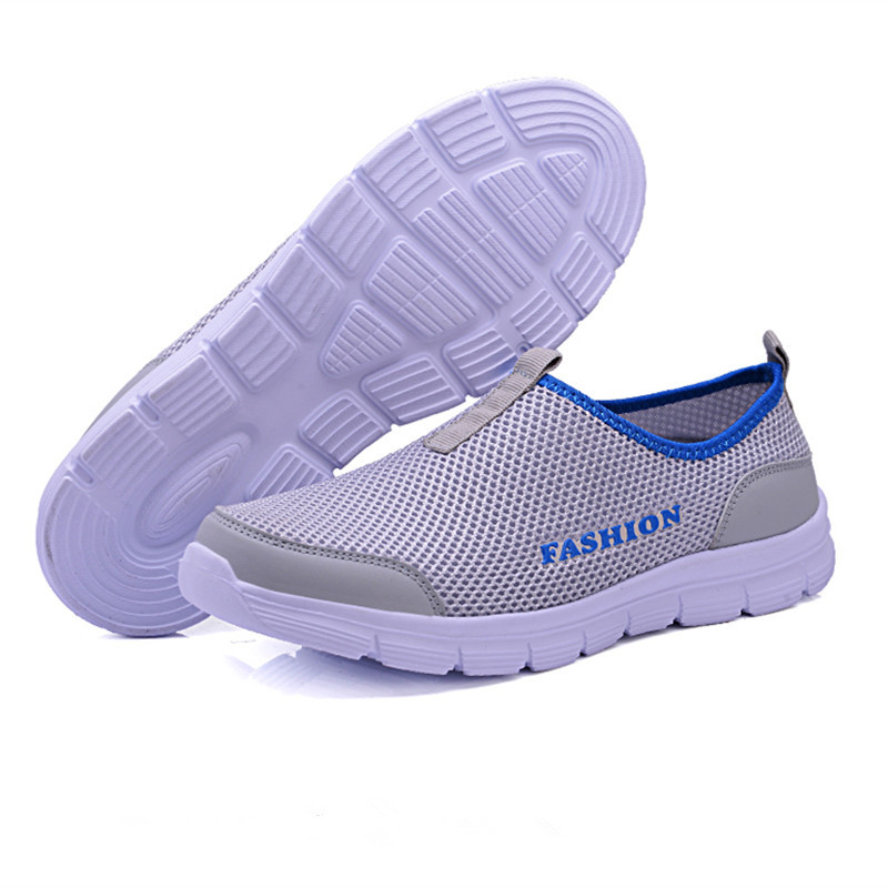 Luxury Brand Men Casual Shoes Lightweight Breathable Sneakers Male Walking Shoes Fashion Mesh Zapatillas Footwear Big Luxury Brand Men Casual Shoes Lightweight Breathable Sneakers Male Walking Shoes Fashion Mesh Zapatillas Footwear Big Szie 38-48