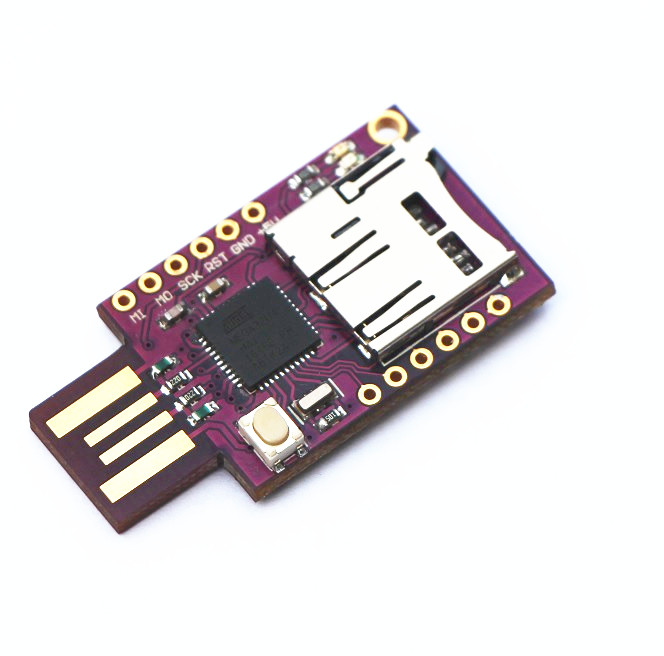 TF MicroSD Micro SD Card Slot Badusb USB Virtual Keyboard ATMEGA32U4 Module For Arduino Leonardo R3 Bad Usb CJMCU atmega32u4 esp8266 esp12e badusb tf micro sd virtual keyboard development board for arduino