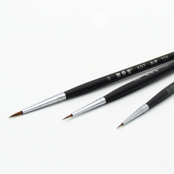 No.3 Model Special Point Brush High Quality Nylon Brush Very Fine Hook Line Pen Models Hobby Painting Tools Accessory Model Building Kits TOOLS color: A set 3 Pens