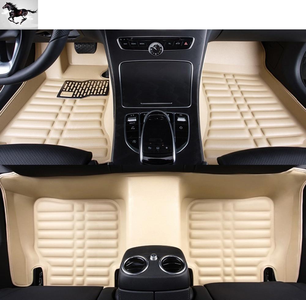 Rubber floor mats for lincoln mkx - Topmats Car Floor Mats For Jeep Wrangler 2008 2017 2 Door Waterproof Car Mats Leather
