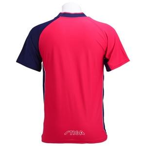Image 5 - Stiga ropa de tenis de mesa, camiseta de secado rápido, ropa deportiva, camiseta, ropa de entrenamiento