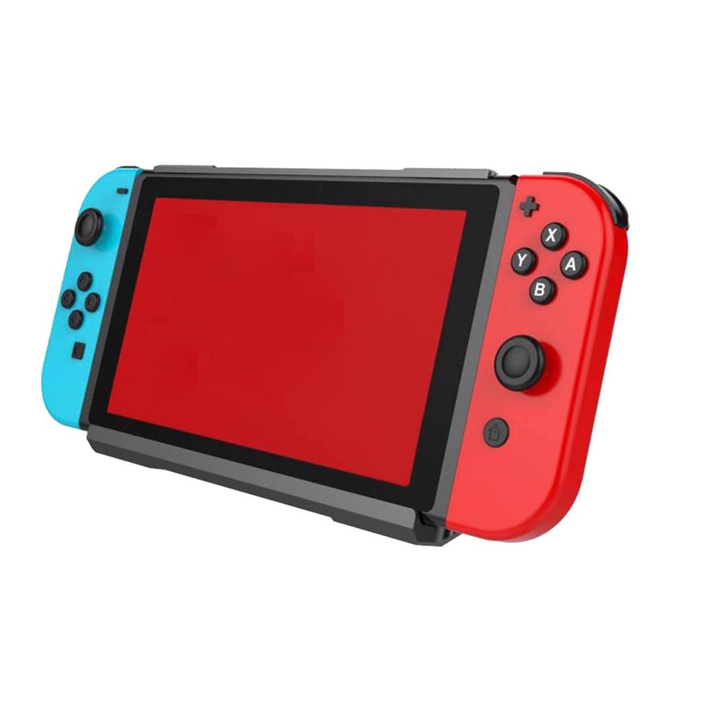 Image 5 - 2 в 1 внешний Батарея резервного копирования Зарядное устройство Батарея док станция для зарядки с подставкой для консольный переключатель Nintendo Тип геймера инструмент-in Сменные детали и аксессуары from Бытовая электроника
