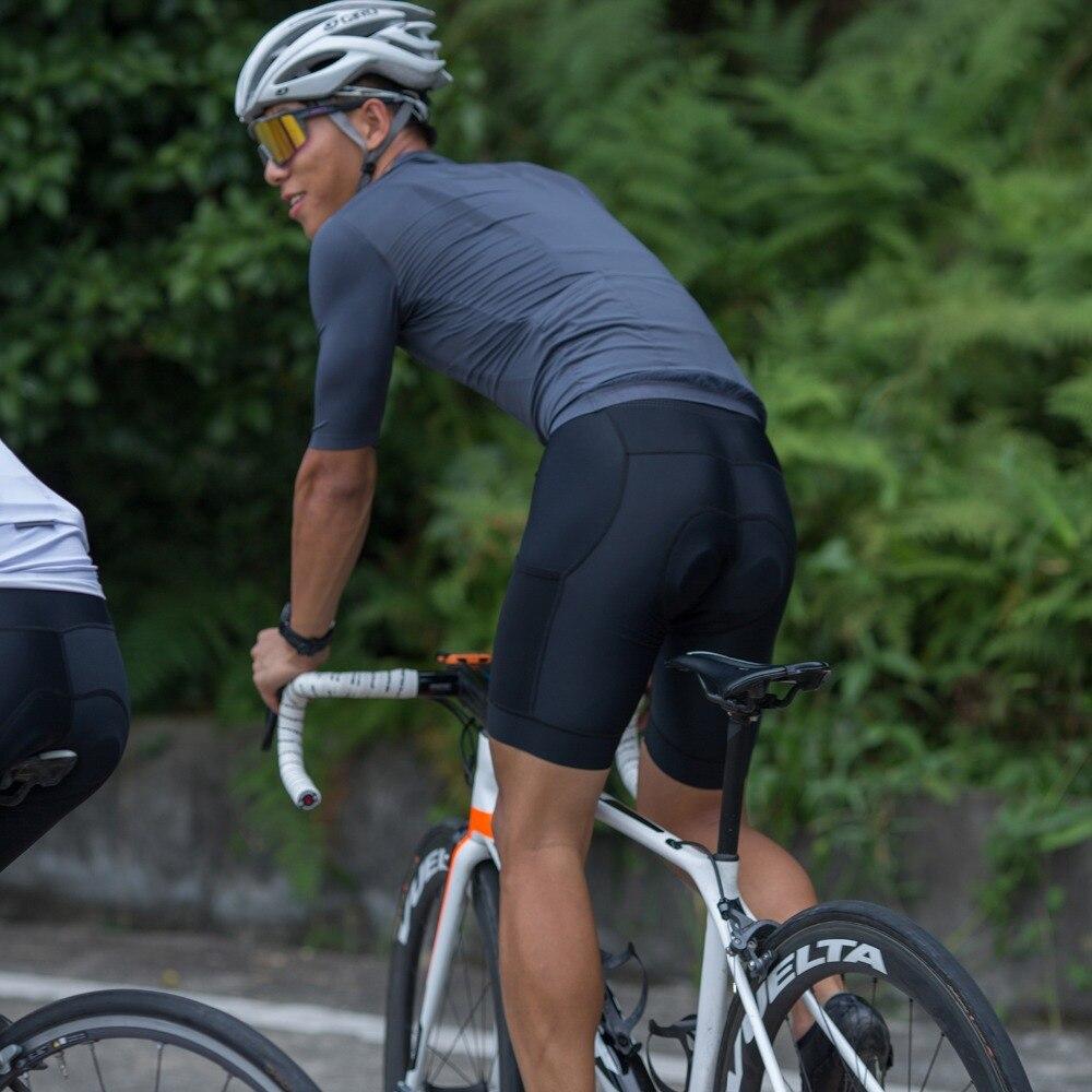 2018 SPEXCEL LE MIEUX Pour Le Long voyage à VÉLO CUISSARD Avec poche Latérale Italie pad cuissard pour 7-8 heures rider meilleure qualité - 5