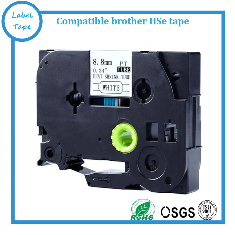 Fitas para Impressora 5 pçs/lote hse cartucho de Compatible : Brother p Touch Hse-221