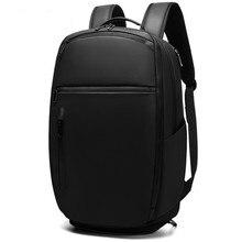 Men waterproof backpack business computer bag multi pocket casual rucksack vintage handmade tote bolsa woman travel school bags