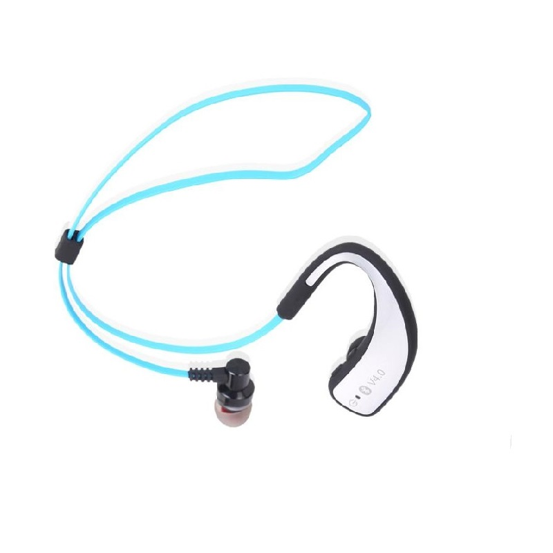 RBAYSALE SM805A Bluetooth Portable Headphone Bass Stereo Effect For Smartphone Sports Running Anti Swear Neckband Earphone