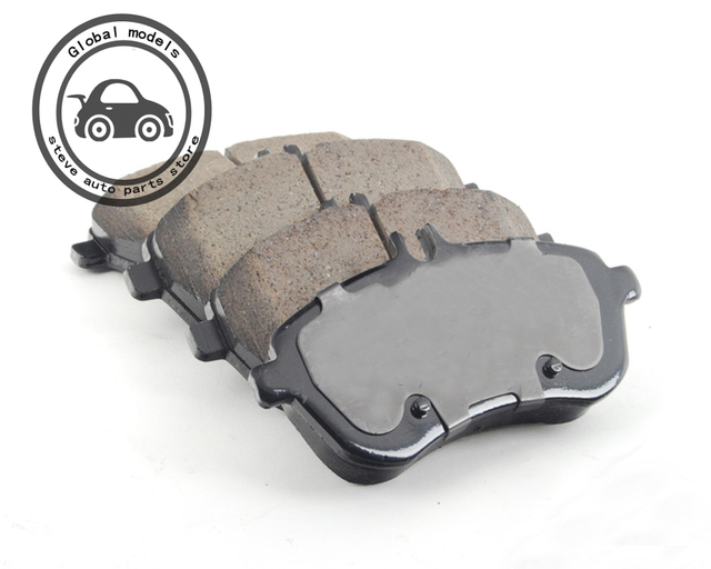 Rear Brake Pad Set For Mercedes Benz W204 C160 C180 C200 C220 C230 C240  C270 C280