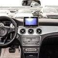 Интерфейс Автомобильный Комплект Вид Спереди Камеры/Резервная Камера Для Mercedes-Benz CLA Модуль + Ручка Багажника Сзади Камеры
