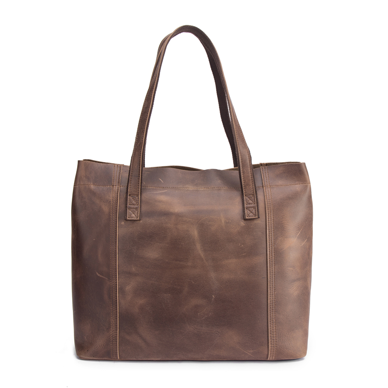Woman Man Handbags Genuine Leather Totes Big Shopping Bags High Capacity Mother Package Fashion Business Travel School Bag GiftWoman Man Handbags Genuine Leather Totes Big Shopping Bags High Capacity Mother Package Fashion Business Travel School Bag Gift