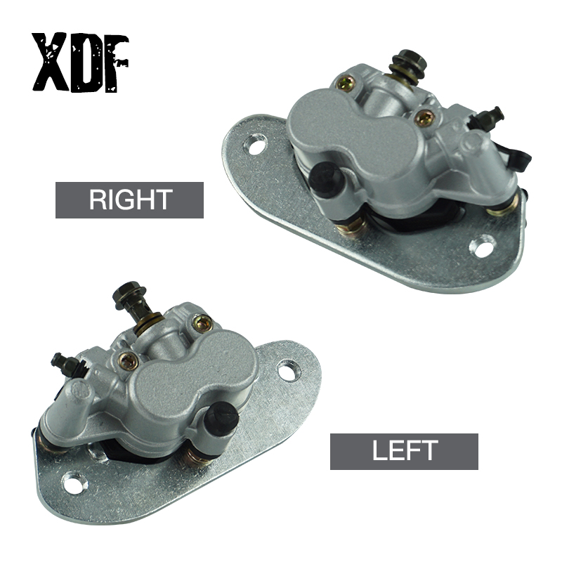 New Rear Left Brake Caliper For Yamaha Rhino 700 With Pads Fit 2008-2013