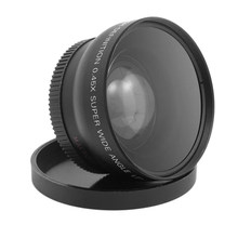 1set 58MM 0.45x Wide Angle Macro Lens for Nikon D3200 D3100 D5200 D5100 PromotionHot New Arrival(China)