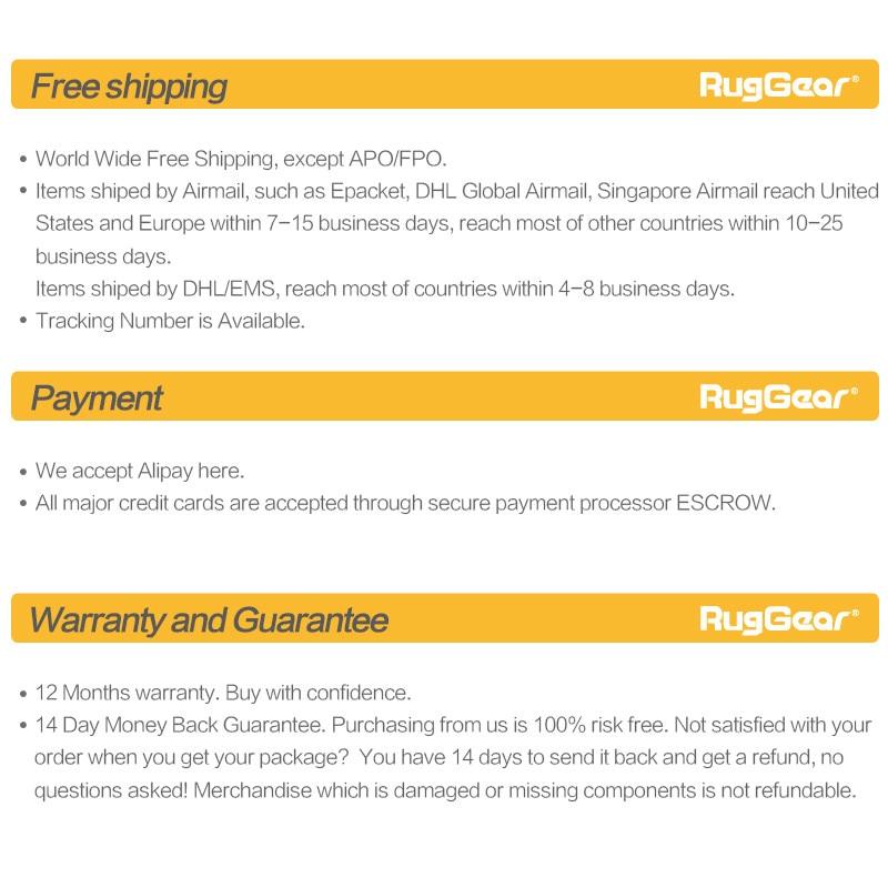 RugGear RG730 GranTour מחוספס טלפון חכם אנדרואיד