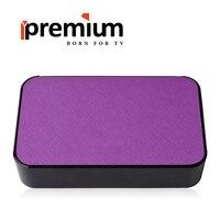 5pcs Lot Ipremium Tvonline Red Color Android Iptv Box Wifi Receiver H 265 Tv Box Media