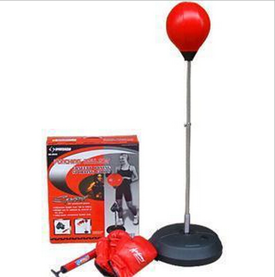 Adult Vertical Boxing Punching Balls Fist Hitting Speed Balls Vent Balls Fitness Equipment Body Building Devices Free Shipping бумажные салфетки duni салфетки 3 сл 33 см