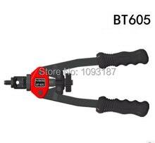 Bt605 рука клепальщик заклепки средства с гайкой установка системы с ( м3 M4 M5 M6 M8 M10 ) заклепки пистолет головы