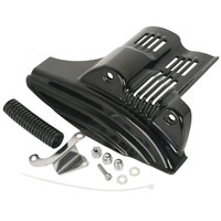 Black Starter Cover For Harley Sportster XL 883 XL 1200 Models 2004 2018 2005 2006 2007 2008 Motorcycle
