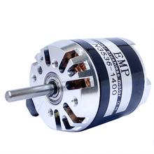 3536 szwajcarski silnik bezszczotkowy Outrunner DC motor potężna moc zasilania 1400KV tanie tanio Tatuaż zestawy