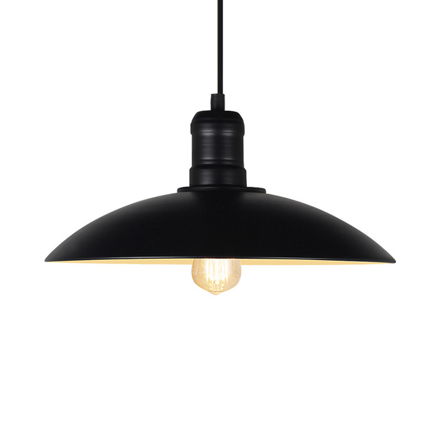 Vintage pendant lights industrial style metal lamp shades for home lights  kitchen lamp dining room lights