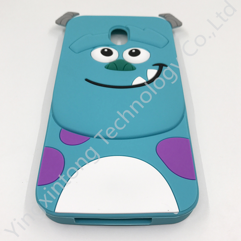 Innovation Case For Samsung Galaxy J7 2017 Silicone Sulley Phone Cover For Samsung J7 2017 J730F J730 EU Eurasian Version Fundas