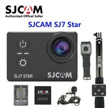 Original SJCAM SJ7 Star wifi Ambarella A12S75 4K 30fps Ultra HD Waterproof Action Camera 2.0″   Touch Screen Remote Sports DV