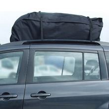 цена на WINTUWAY Roof Top Bag Rack Cargo Carrier Luggage Storage Travel Waterproof Touring SUV Van For Cars Car Styling