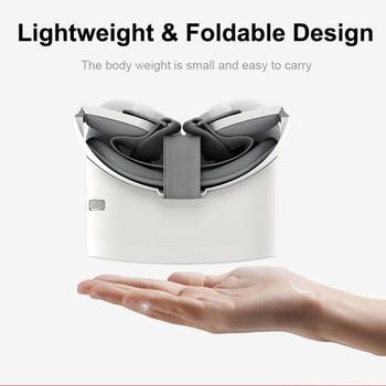 BOBOVR X6 Virtual Reality All in One VR Binocular 2.5K HD VR Headset Android 16GB 3D Glasses Helmet Immersive 5.5' LCD WIFI BT 6