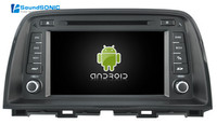 Quad Core Android 4.4.4 For Mazda CX5 CX 5 2012 2013 2014 2015 Touch Screen Car Radio DVD GPS Navigation Central Multimedia