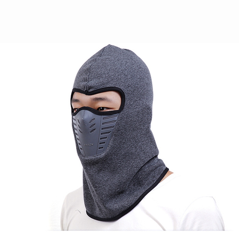 Cycling Face Mask Winter Fleece Caps Cycling Caps Face Cover Anti-dust Windproof Ski Mask Outdoor Fishing Hiking Asseccroes