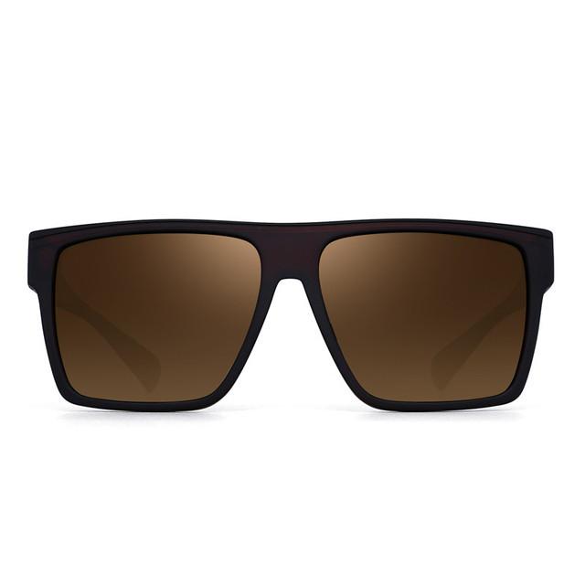 Men's Retro Polarized Driving Sunglasses