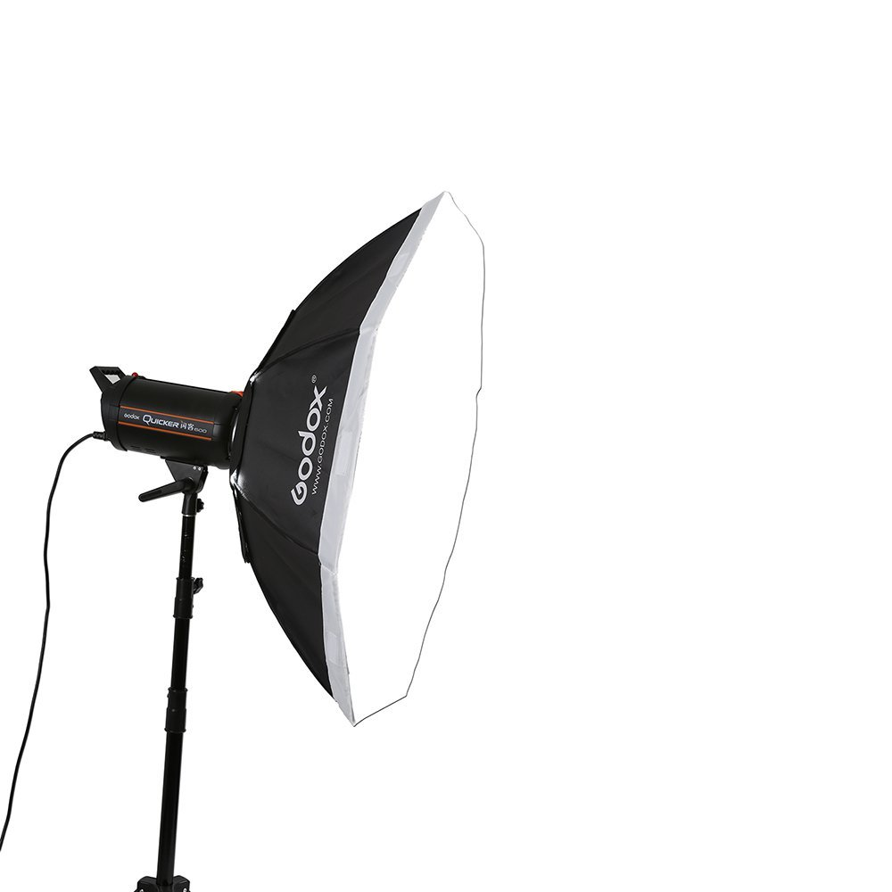 Godox 37 95cm Bowens Mount Octagon Portable Softbox Soft box Diffuser Diffusor for Studio Strobe Flash Speedlite godox studio flash accessories octagon softbox 37 95cm bowens mount with the gird for studio strobe flash light