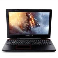 ZEUSLAP 15 6 Inch Intel I7 7700HQ 6gb Video Card CTX 1060 Two DDR4L Two Ssd