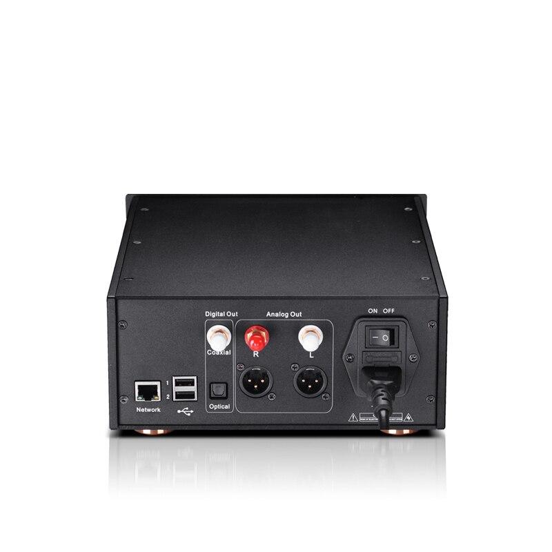 XRK SHD5 Support 32bit 192 K Hifi Home Audio numérique platine vinyle DAC amplificateur - 2