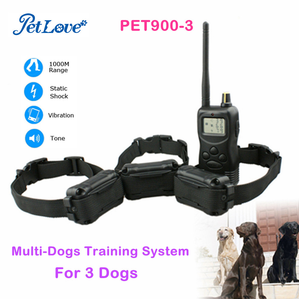 100 Levels Vibration And Static Shock Dog Training E