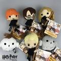 8 см Крошечные Каваи Стиль Гарри Поттер Кукольные Игрушки Для Детей с Цепи