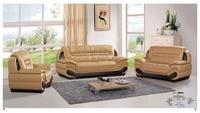 Iexcellent Modern Design Genuine Leather Sectional Sofa Sofa Set Living Room Furniture Leather Sofa 1 2