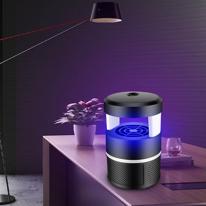 5W LED Electric Mosquito Killer Lamp Bulb Fly Bug Insect Zapper Home Pest Trap Light LB88 uv 5w electronic mosquito killer repeller zapper led indoor bed room insect killer pest controll outdoor home fly bug trap lamp