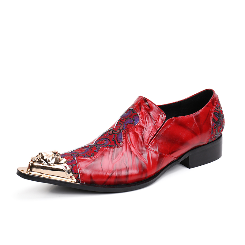 new fashion men dress shoes men oxfords