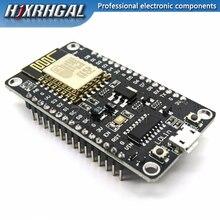 Беспроводной модуль NodeMcu v3 Lua Wi-Fi Интернет вещей Плата развития ESP8266 с pcb антенной и usb портом ESP-12E CH340