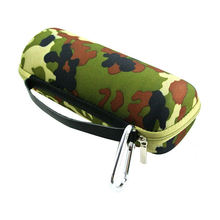 New Outdoor Portable Travel Protective Case For  Flip 3 Flip3 Bluetooth Speaker Carry Pouch Bag Cover Camouflage Storage Bo jbl flip3 gray