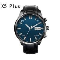 FINOW X5 בתוספת x5Plus 3 גרם Smartwatch טלפון אנדרואיד 5.1 GPS MTK6580 Quad Core 1 GB/8 GB WiFi Bluetooth PK LEM5 שעון חכם עבור IOS